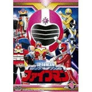 地球戦隊ファイブマン Vol.4 【DVD】