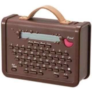 マスキングテーププリンター 「こはる」 MP10チヤ ブラウン