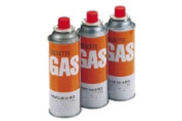 本当に必要なおすすめ防災グッズ 岩谷産業 カセットガス CB-250-OR