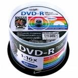 HDDR47JNP50 データ用DVD-R Hi-Disc [50枚 /4.7GB /インクジェットプリンター対応]