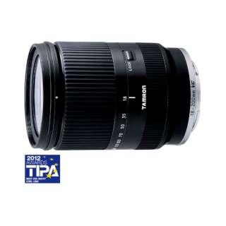 カメラレンズ 18-200mm F/3.5-6.3 Di III VC B011  APS-C用 ブラック B001 [ソニーE /ズームレンズ]