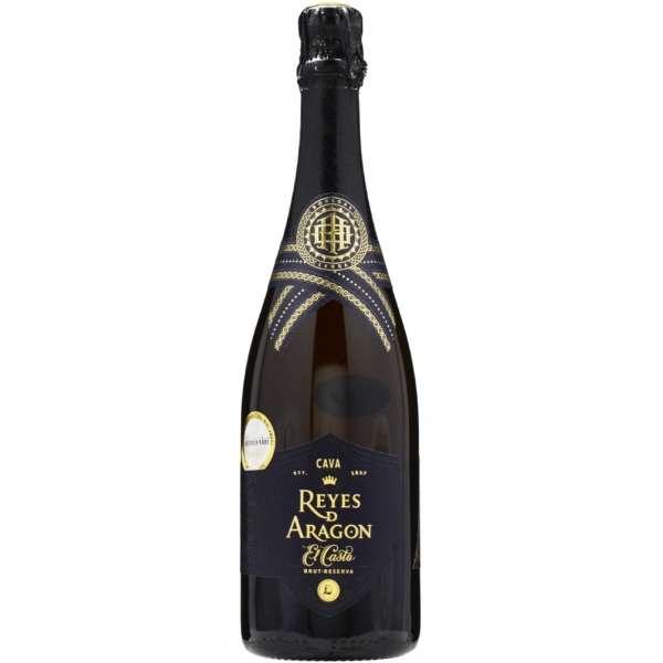 レジェス・デ・アラゴン ブリュット レゼルバ 750ml【スパークリングワイン】
