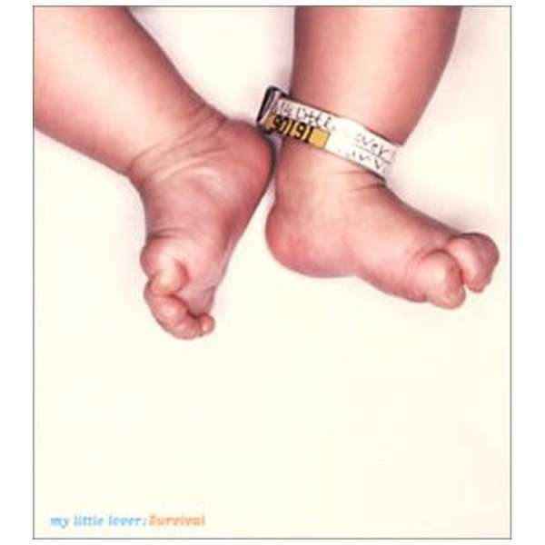 MY LITTLE LOVER/Survival 【CD】