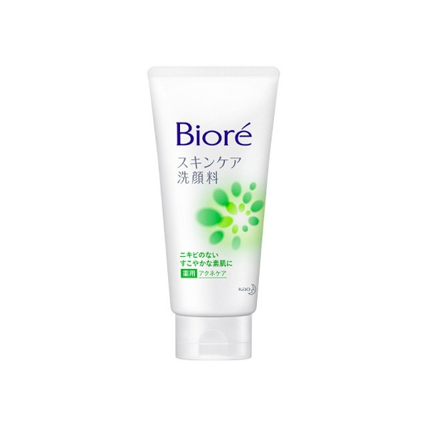 ビオレ スキンケア洗顔料 薬用アクネケア 130g 製品画像