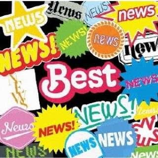 NEWS/NEWS BEST 通常盤 【CD】