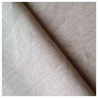 【掛ふとんカバー】麻(リネン) ダブルロングサイズ(麻100%/190×230cm/ベージュ)[生産完了品 在庫限り]