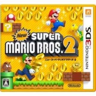 New スーパーマリオブラザーズ2【3DSゲームソフト】