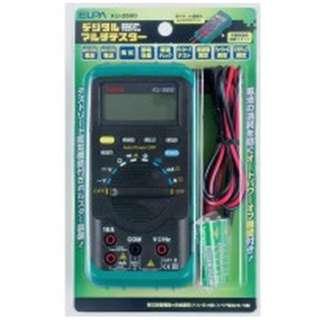 デジタルマルチメータ KU-2600