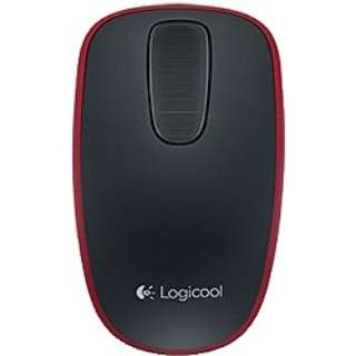 T400RD マウス Touch Mouse レッド  [光学式 /4ボタン /USB /無線(ワイヤレス)]