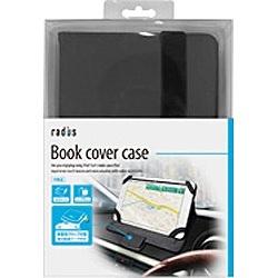 iPad mini用 ブックカバーケース (ブラック) PA-FC411K
