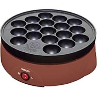 たこ焼き器 SOP650-T ブラウン