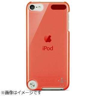 Case Shield Sheer (rose pink) for exclusive use of iPod touch 5G F8W144qeC04