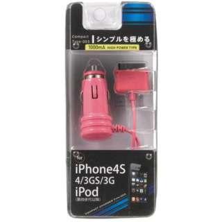 iPhone用DC充電器