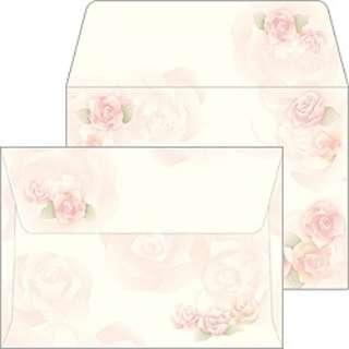 名刺用封筒 ロージー (20枚) 16-930