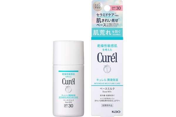 8位 花王「Curel(キュレル)UVミルク」(ミルク)