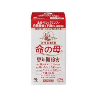 【第2類医薬品】 女性保健薬命の母A(420錠)