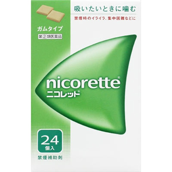 ニコレット 24個