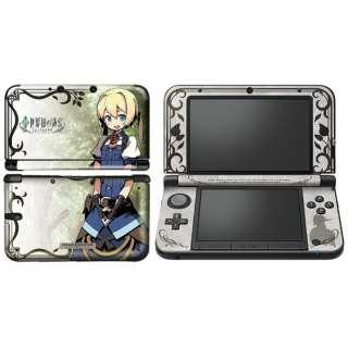 デザスキン『新・世界樹の迷宮 ミレニアムの少女』for ニンテンドー3DS LL【3DS LL】