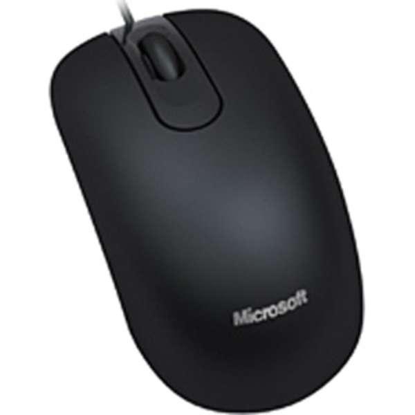 35H-00008 マウス Optical Mouse 200 ブラック  [光学式 /2ボタン /USB /有線]