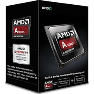 AMD A10 6800K Black Edition BOX