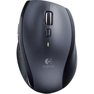 M705T マウス Marathon Mouse チャコール  [レーザー /8ボタン /USB /無線(ワイヤレス)]