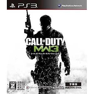 CALL OF DUTY MODERN WARFARE3 [字幕版] [PS3 新価格版 2013/09/05]