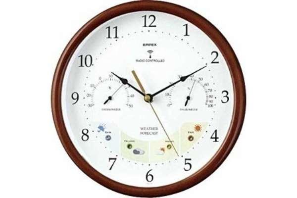 温湿度計の選び方 便利な機能をチェック 時計機能