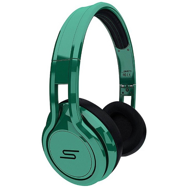 STREET by 50 Limited Edition On-Ear Wired Headphone [Green]