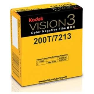 カラーネガ VISION3 200T スーパー8 ムービーフィルム 7213 50フィート
