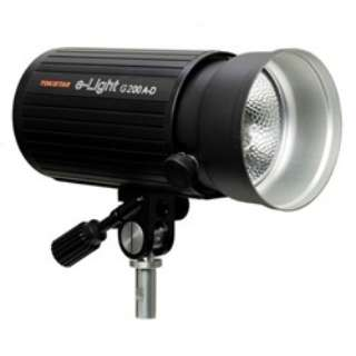 e-Light G200A-D モノブロックストロボバッテリーセット