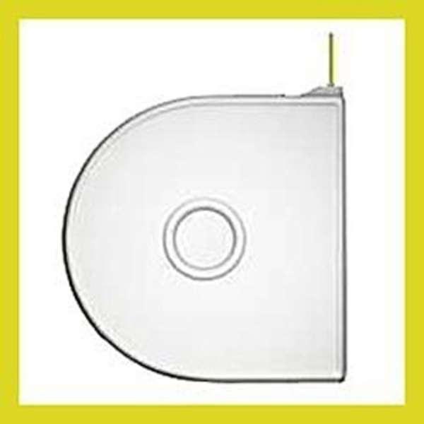3Dプリンター Cube(キューブ)用 ABSフィラメント(樹脂カートリッジ) イエロー CUBEFYABS