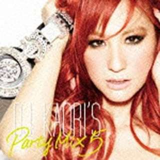 DJ KAORI(MIX)/DJ KAORI'S Party Mix 5 【音楽CD】