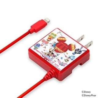 AC充電器 Lightning ハピネスバルーン PG-DNYMFI226HBA