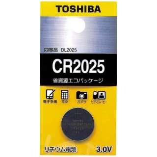 CR2025EC コイン型電池 [1本 /リチウム]