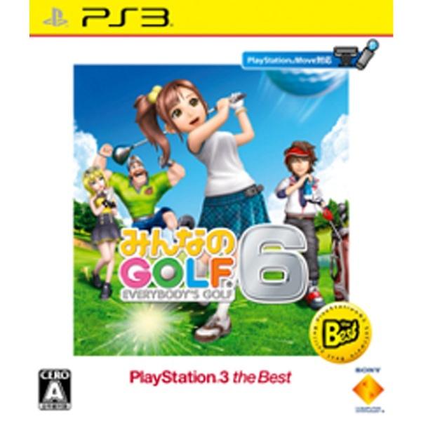 価格 com sie みんなのgolf 6 playstation 3 the best 価格比較