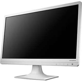 LEDバックライト搭載液晶モニター LCD-AD222Eシリーズ ホワイト LCD-AD222EW [21.5型 /ワイド /フルHD(1920×1080)]