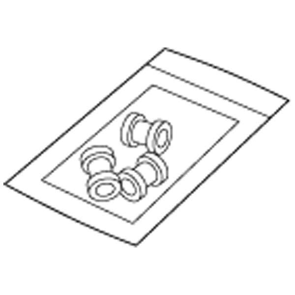 プローブリング(3個入) MC-672L-RING