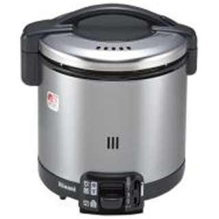 RR-055GS-D ガス炊飯器 こがまる GSシリーズ ブラック [5.5合 /都市ガス12・13A]