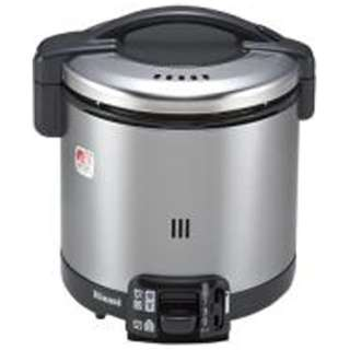 RR-055GS-D ガス炊飯器 こがまる GSシリーズ ブラック [5.5合 /プロパンガス]