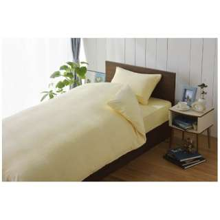 【ボックスシーツ】綿マイヤー クィーンサイズ(綿100%/170×200×30cm/アイボリー)【日本製】
