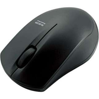 M-BT12BRBK マウス ブラック  [IR LED /3ボタン /Bluetooth /無線(ワイヤレス)]