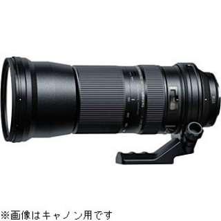 カメラレンズ SP 150-600mm F/5-6.3 Di USD ブラック A011 [ソニーA(α) /ズームレンズ]