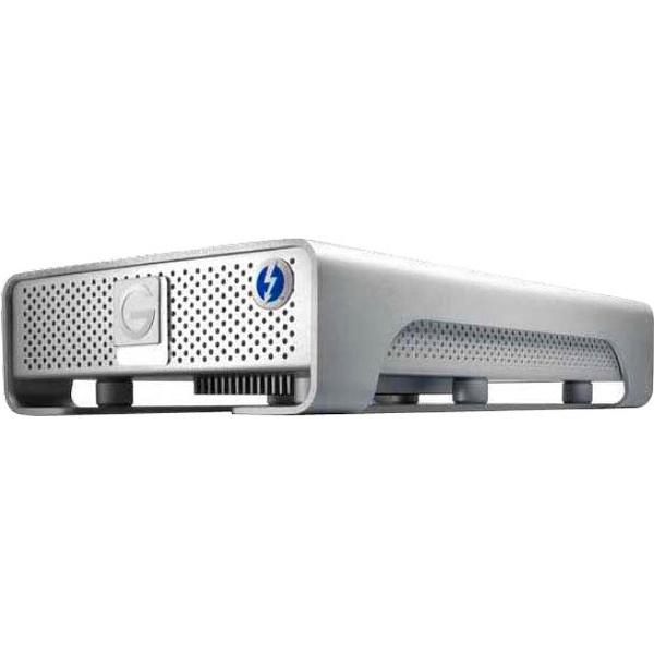 G-DRIVE Thunderbolt USB 3.0 4000GB Silver JP 0G03053