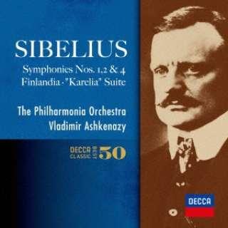 ヴラディーミル・アシュケナージ/ シベリウス:交響曲全集1 【CD】