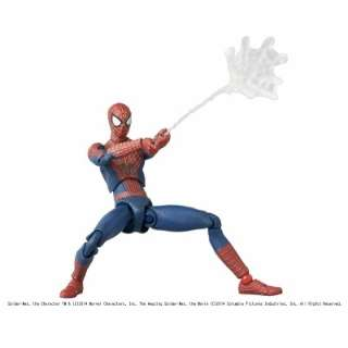 MAFEX THE AMEZING SPIDER-MAN2 DX SET