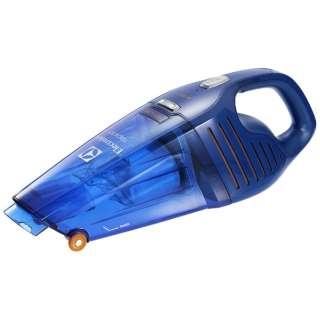 ZB5104WD ハンディクリーナー rapido Wet & Dry(ラピード ウェットアンドドライ) ディープブルー [紙パックレス式 /コードレス]