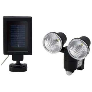 【屋外用】ソーラー式LEDセンサーライト SL12LEDS