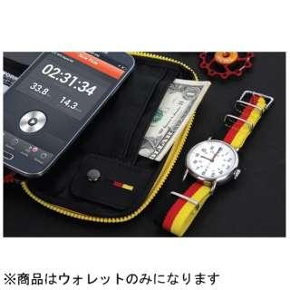 スマートフォン用アクセサリー ROADWALLET ZIP(GERMANY/Mサイズ) BM_RWZ_MGE1