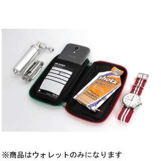 スマートフォン用アクセサリー ROADWALLET ZIP(ITALIA/Mサイズ) BM_RWZ_MIT1