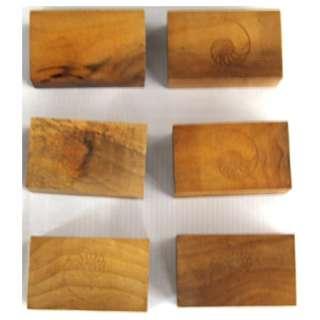 インシュレーター Myrtlewood Block(Lサイズ・6個) MYRTLEWOODBLOCK/L